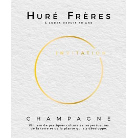 Hure Freres INVITATION